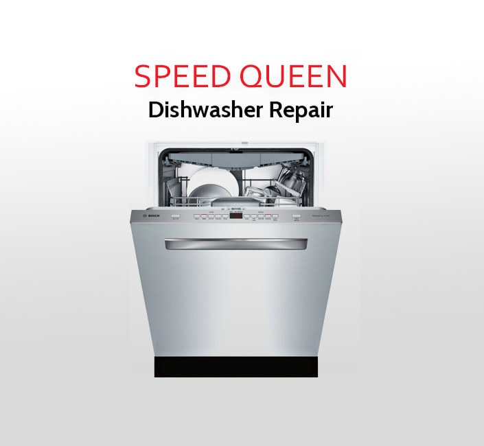 Speed Queen Dishwasher Repair