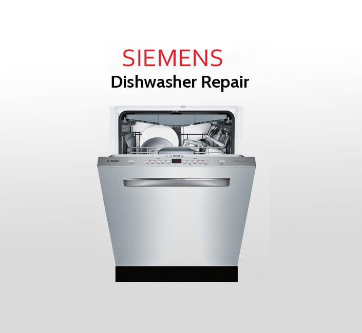 Siemens Dishwasher Repair