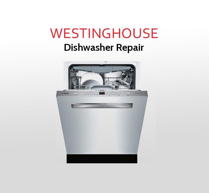 Westinghouse Dishwasher Repair