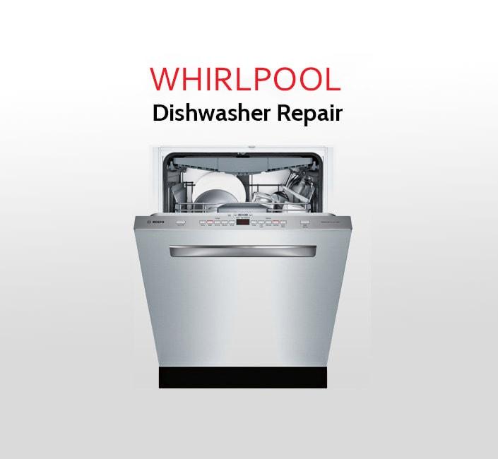 Whirlpool Dishwasher Repair